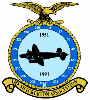 Shackleton Association Crest