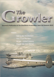 The Growler Magazine No 110 - Autumn 2015