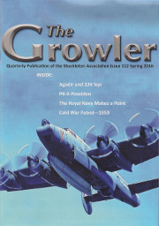 The Growler No 112 - Spring 2016