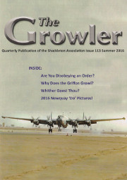 The Growler No 113 - Summer 2016