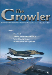 The Growler No 118 - Autumn 2017