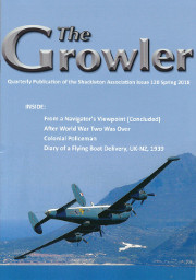 The Growler No 120 - Winter 2018