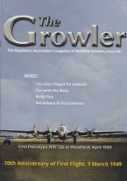 The Growler No 125 - Summer 2019
