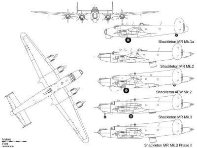Avro Shackleton variants