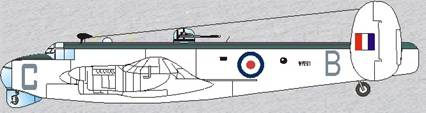 Shackleton Mk1 1 - VP291