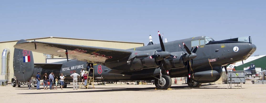 Avro Shackleton AEW2 - WL790