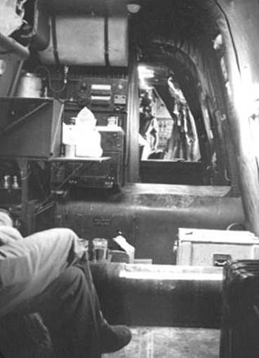 Shackleton Interior - Early Galley