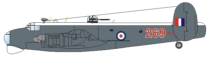 Avro Shackleton Mk1 Colour Scheme